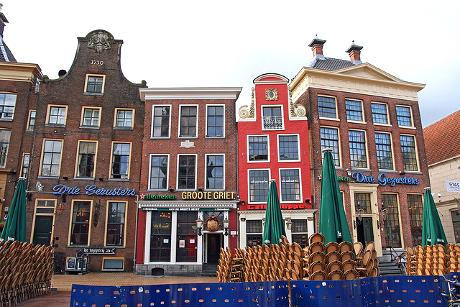 Photo Grote Markt in Groningen, View, Coffee, Drink, Neighborhood