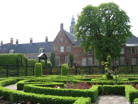 Photo Prinsentuin in Groningen, View, Neighborhood, square, park