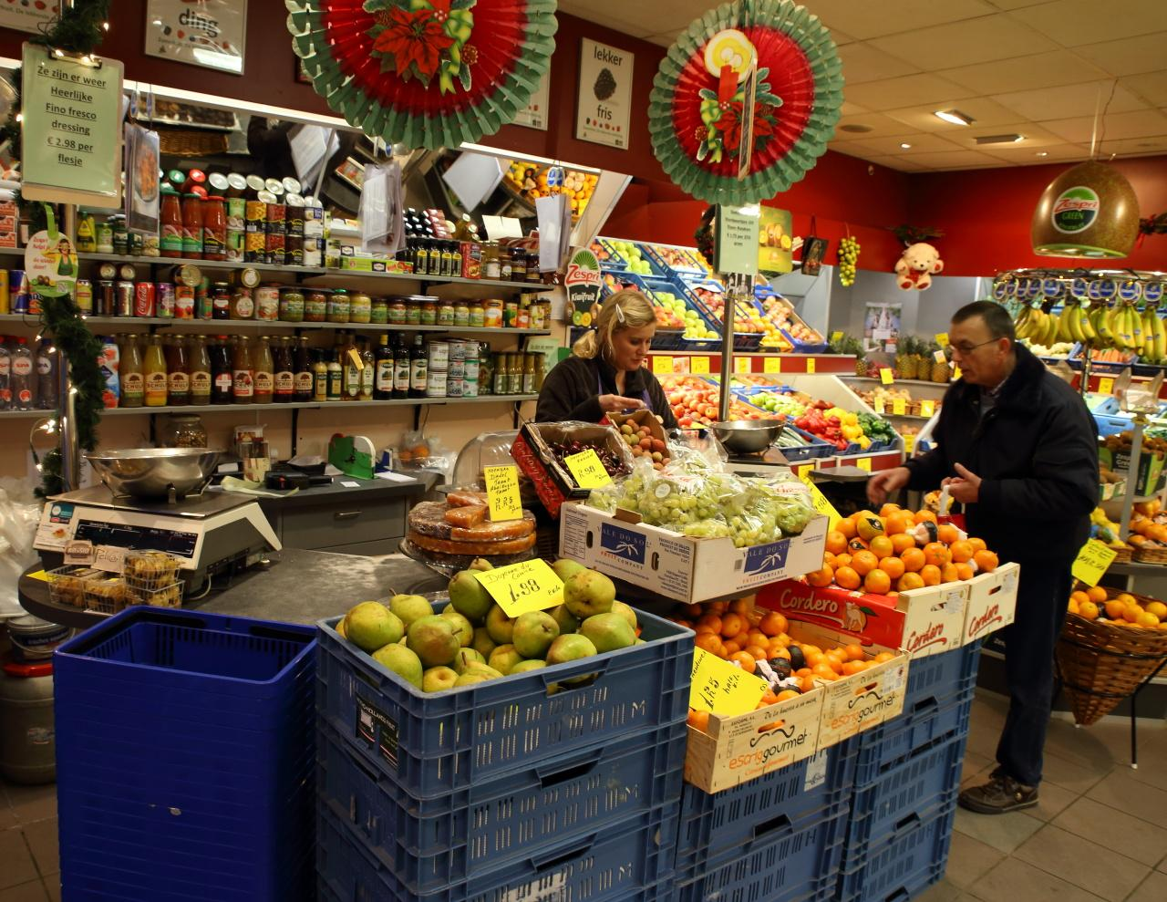 Photo Koos Bertels Groenten- en fruit in Delft, Shopping, Delicacies & specialties - #5