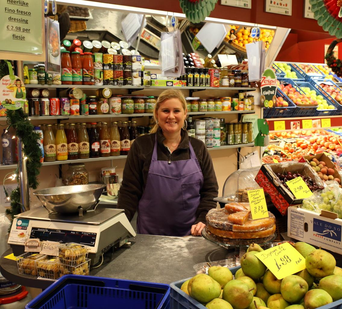Photo Koos Bertels Groenten- en fruit in Delft, Shopping, Delicacies & specialties - #3