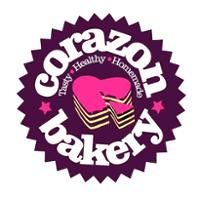 logo shop Corazon Bakery in Amersfoort