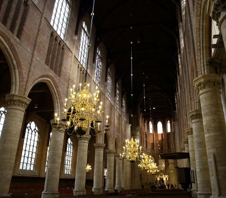 Photo Nieuwe Kerk in Delft, View, Sightseeing, Experience