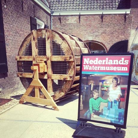 Photo Nederlands Watermuseum in Arnhem, View, Visit museum, Experience
