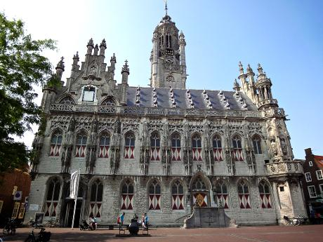 Photo Stadhuis in Middelburg, View, Sightseeing