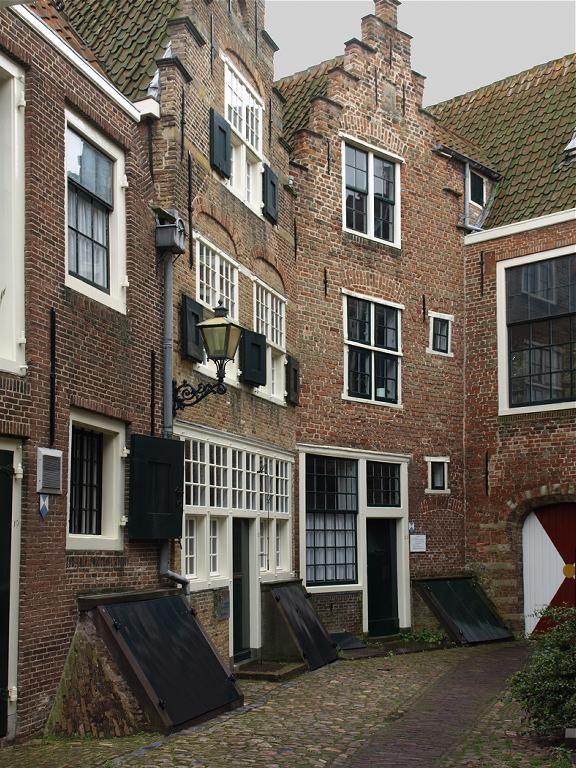 Photo Kuiperspoort in Middelburg, View, Sightseeing - #1