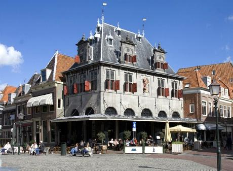 Photo d'Oude Waegh in Hoorn, Eat & drink, Coffee, Lunch, Drink, Diner, Sight