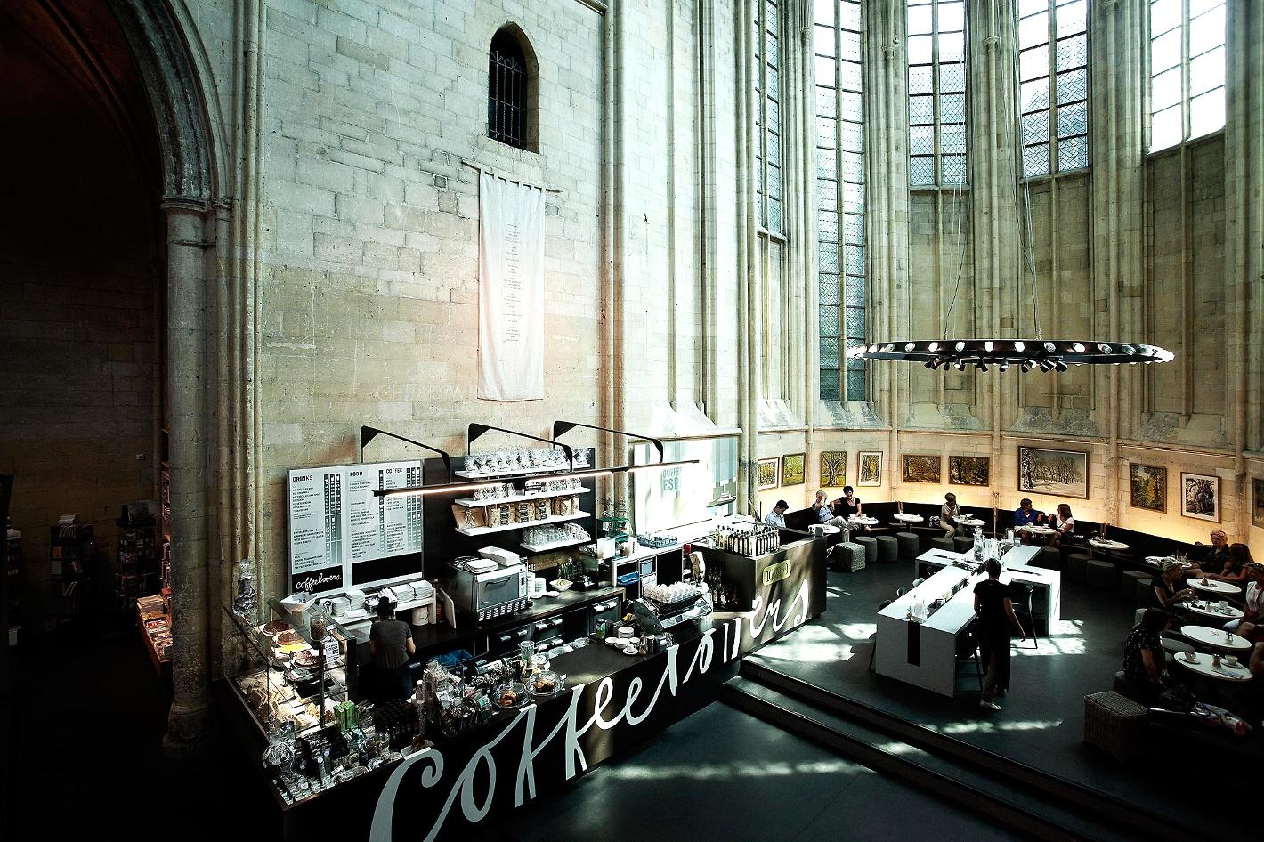 Photo Coffeelovers Dominicanen in Maastricht, Eat & drink, Drink coffee tea, Sightseeing - #1