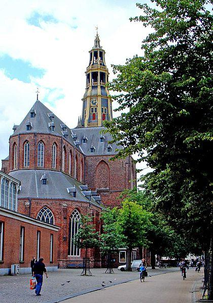 Photo Der Aa-kerk in Groningen, View, Sights & landmarks