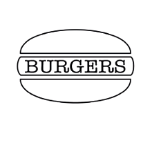 logo establishment Burgers Hoorn in Hoorn