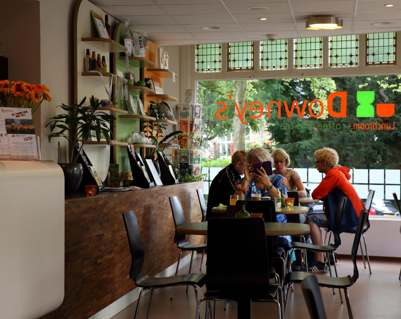 Photo Downey's Coffee and Tea in Amersfoort, Eat & drink, Coffee, tea & cakes, Lunch - #3