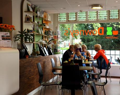 Photo Downey's Coffee and Tea in Amersfoort, Eat & drink, Coffee, tea & cakes, Lunch