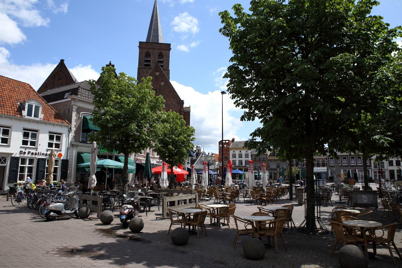 Photo Hof in Amersfoort, View, Sights & landmarks, Neighborhood, square, park - #4