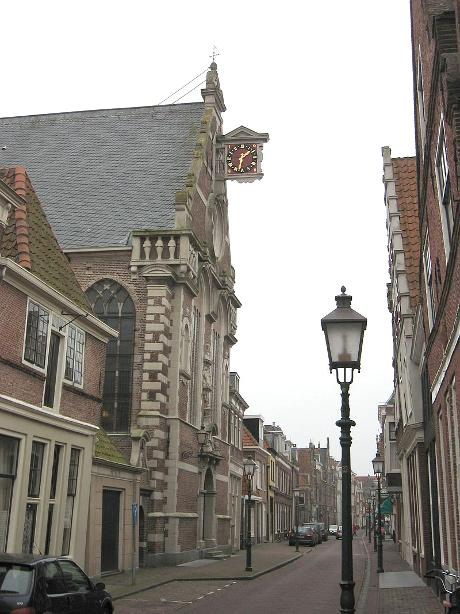 Photo Oosterkerk in Hoorn, View, Sights & landmarks