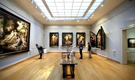 Photo Frans Hals Museum in Haarlem, View, Museums & galleries
