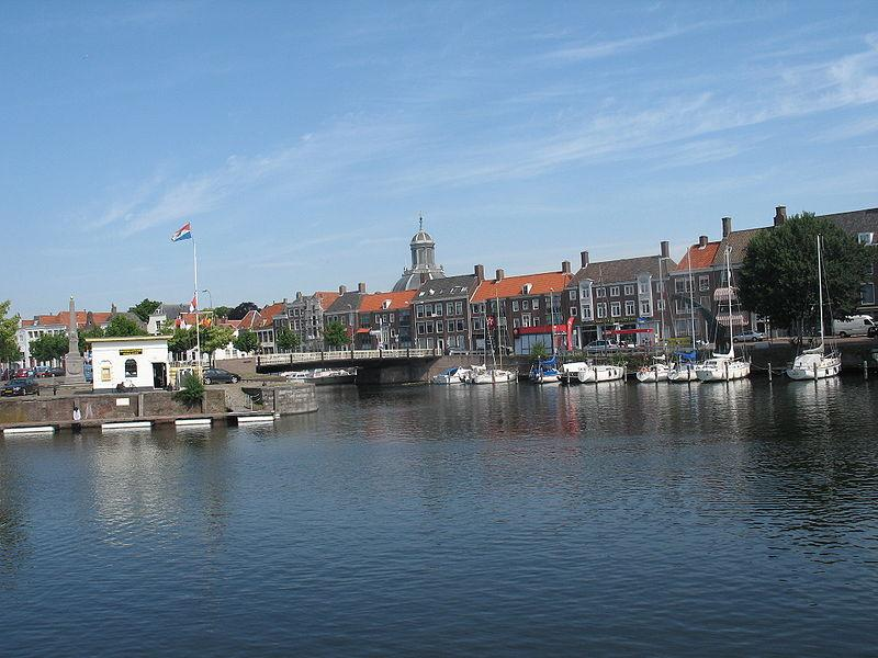 Photo Jachthaven in Middelburg, View, Sights & landmarks - #1