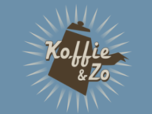 logo establishment Koffie & Zo in Delft