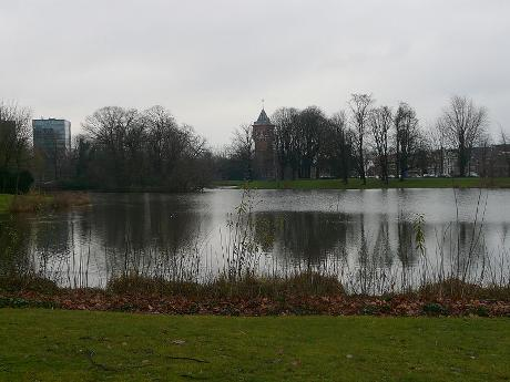 Photo Wilhelminapark in Breda, View, Walk around