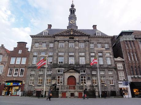 Photo Stadhuis in Den Bosch, View, Sightseeing