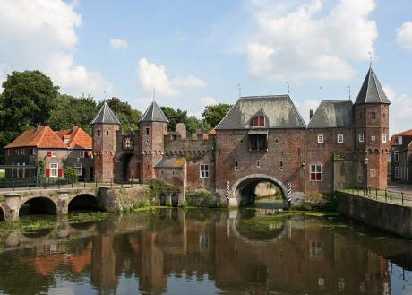 photo city guide of Amersfoort with tips nice shops, lunchrooms, restaurants, bars, sights and special places
