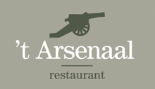logo establishment 't Arsenaal in Deventer