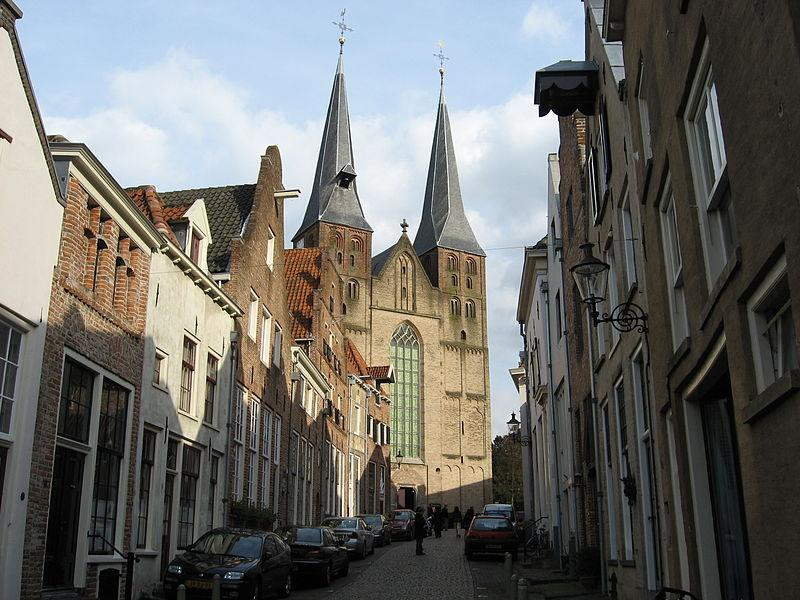 Photo Bergkerk in Deventer, View, Sightseeing - #2
