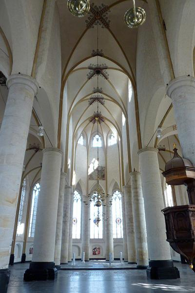 Photo Bergkerk in Deventer, View, Sightseeing - #1