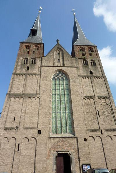 Photo Bergkerk in Deventer, View, Sightseeing - #3