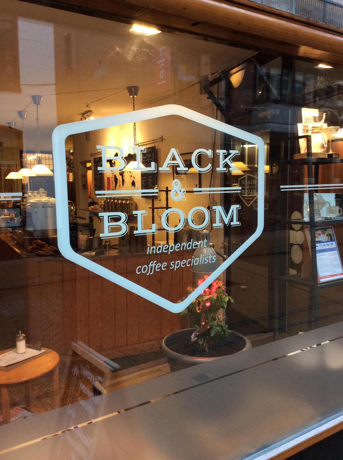 Photo BLACK & BLOOM in Groningen, Eat & drink, Coffee, tea & cakes - #2