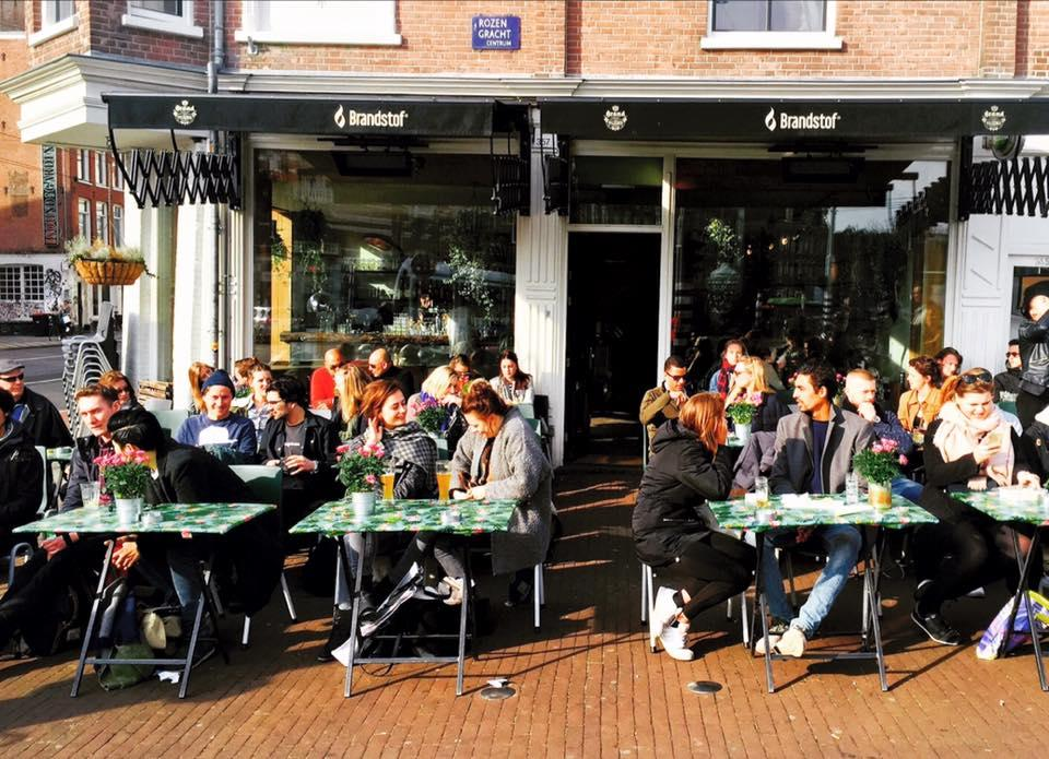 Photo Bar Brandstof in Amsterdam, Eat & drink, Drink coffee tea, Enjoy delicious lunch - #1