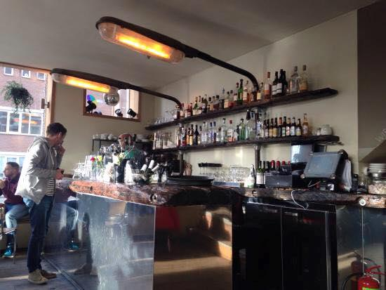 Photo Bar Brandstof in Amsterdam, Eat & drink, Drink coffee tea, Enjoy delicious lunch - #2