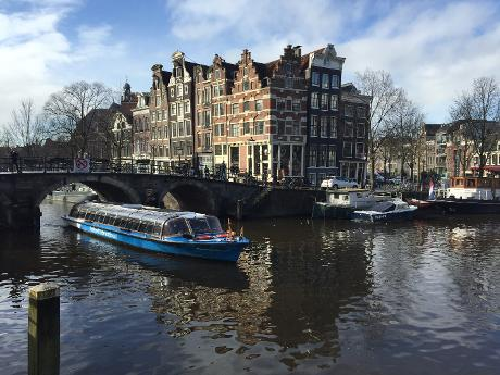 Photo Jordaan in Amsterdam, View, Sights & landmarks, Neighborhood, square, park