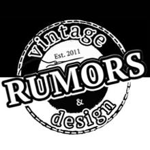 logo shop Rumors Vintage & Design in Amsterdam
