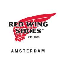 logo shop Red Wing Shoes Amsterdam in Amsterdam