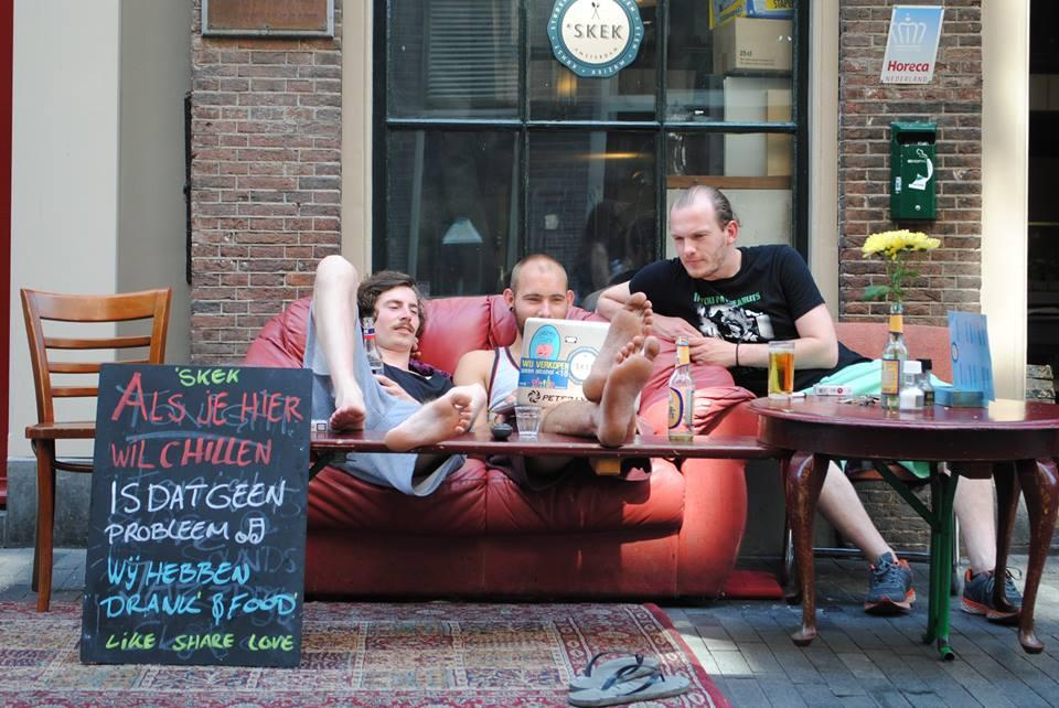 Photo 'Skek in Amsterdam, Eat & drink, Drink, Dining - #3