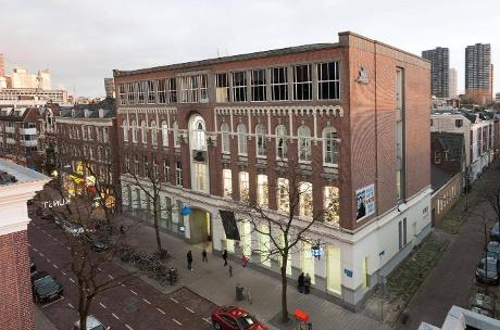 Photo Witte de With Center for Contemporary Art in Rotterdam, View, Museums & galleries