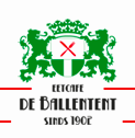 logo establishment De Ballentent in Rotterdam