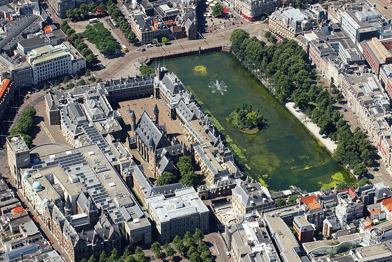 Photo Binnenhof in Den Haag, View, Sightseeing, Experience - #1