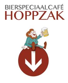 logo establishment Bierspeciaalcafé Hoppzak in Den Haag