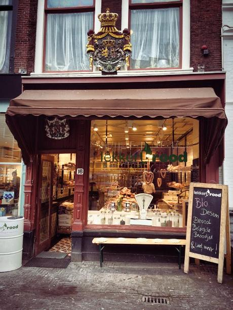 Photo Lekker Brood in Den Haag, Shopping, Delicacies & specialties, Snack & inbetween