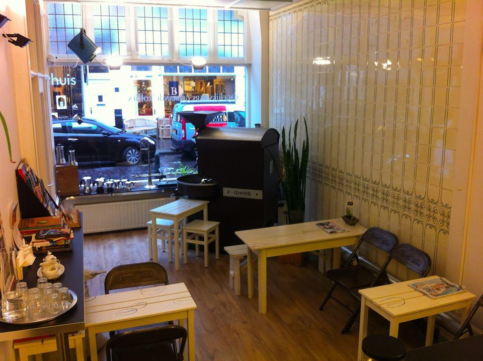 Photo Koffiebranderij BOON in Den Haag, Shopping, Delicacies & specialties, Coffee, tea & cakes - #2