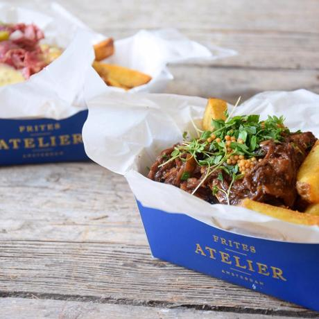 Photo Frites Atelier in Den Haag, Eat & drink, Enjoy delicious