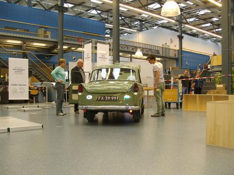 Photo DAF Museum in Eindhoven, View, Museums & galleries