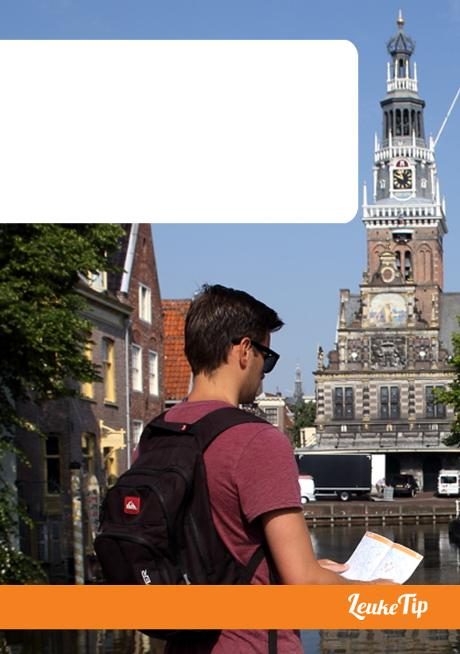 city guide of Alkmaar