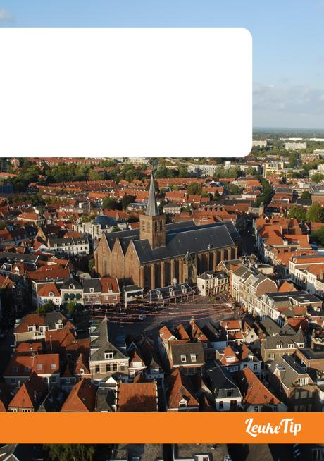 city guide of Amersfoort