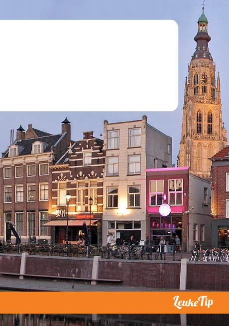 city guide of Breda