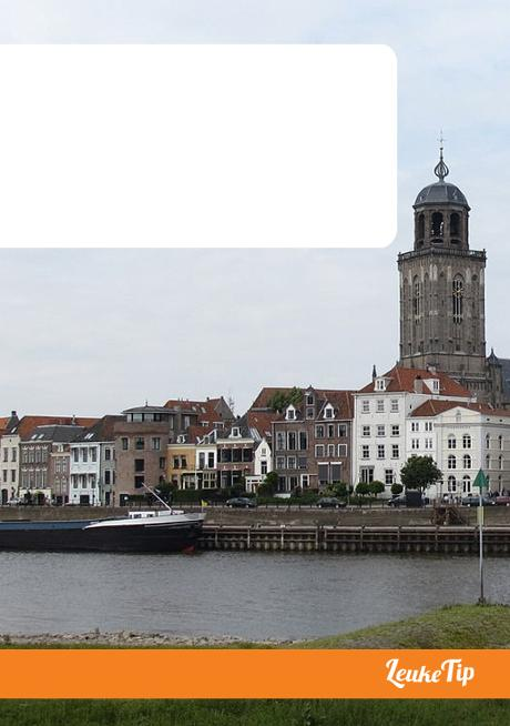 city guide of Deventer