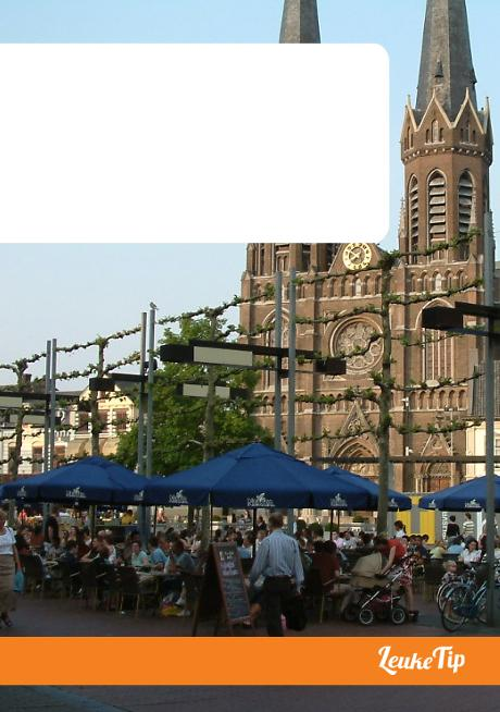city guide of Tilburg