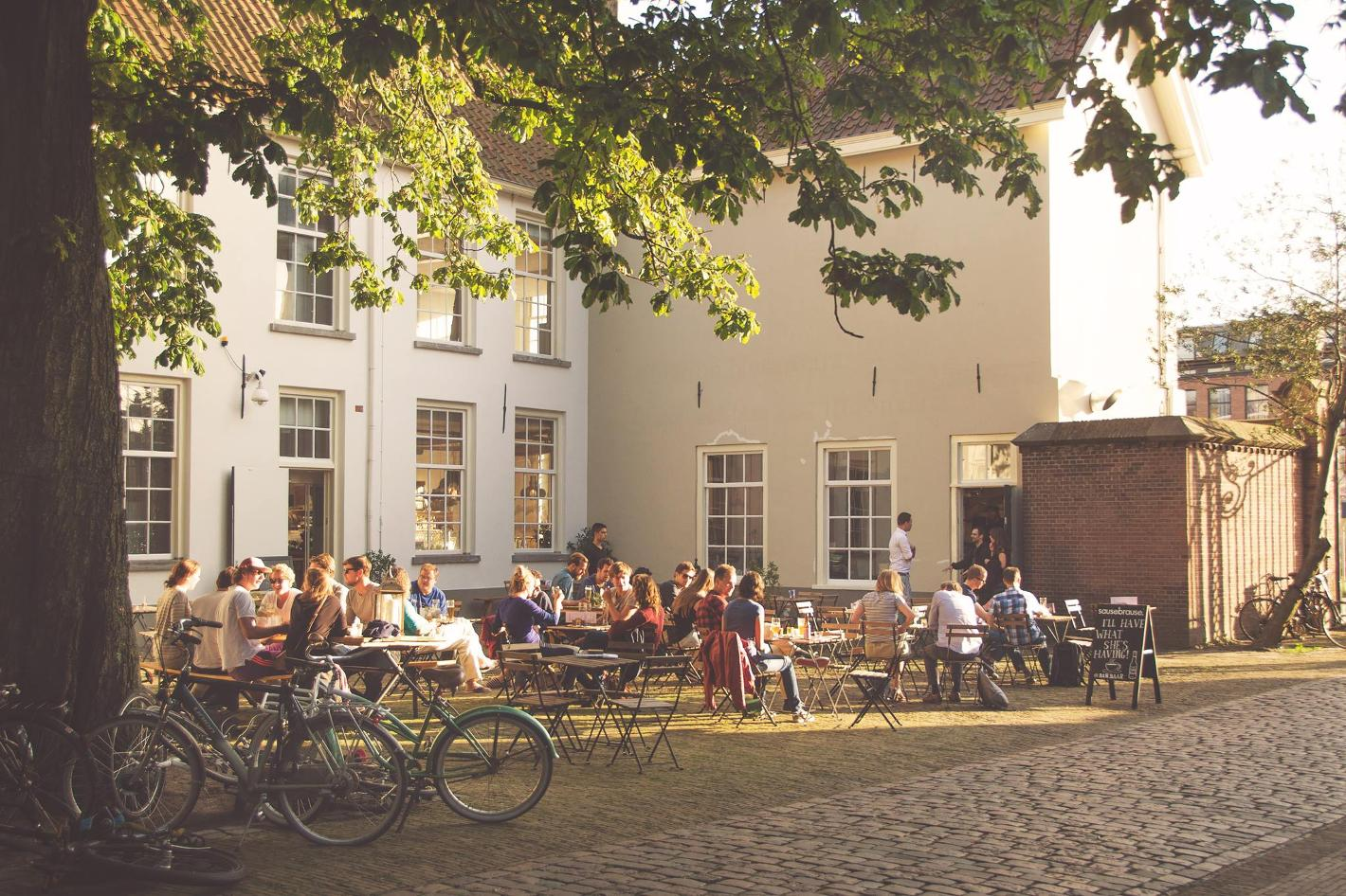 Photo Barbaar in Delft, Eat & drink, Coffee, Lunch, Drink, Diner - #1