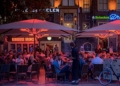 photo city guide of Groningen with tips nice shops, lunchrooms, restaurants, bars, sights and special places