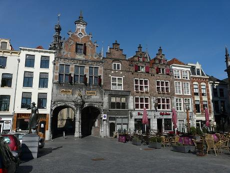 Photo Grote Markt in Nijmegen, View, Enjoy nice drink, Walk around